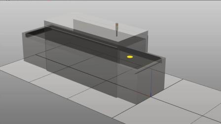 01_ABB机器人运动仿真—简单流水线的创建