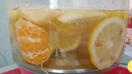 自制水果茶, 天然补水美容养颜, 这个春天你可别错过
