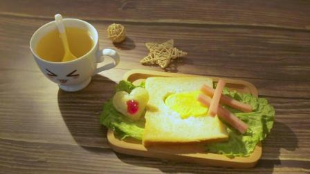 视频菜谱: 几块钱面包买回来, 2分钟教你做出5星级酒店的高级早餐