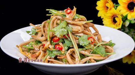 黄花菜这样做简单味美, 方便快捷, 分分钟搞定
