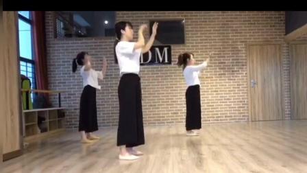 练习室版现代舞《追光者》