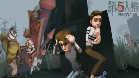 第五人格: 这游戏是个搞笑游戏, 这剧情也只有我看懂了!