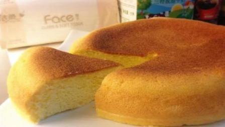 吃蛋糕再也不用出去买了, 电饭锅就能做蛋糕, 方法简单一学就会