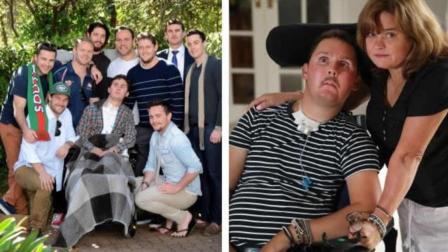 男子不小心吞下蜗牛, 导致全身瘫痪, 终生无法走路!