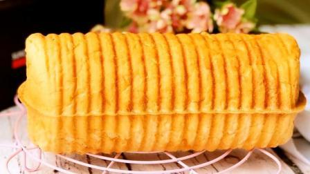 蓝莓乳酪吐司面包