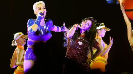 【猴姆独家】Katy Perry巴西圣保罗演唱会表演热单Swish Swish