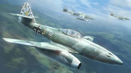 元首的秘密武器, 人类第一款投入实战的喷气式战斗机, 能以一敌三