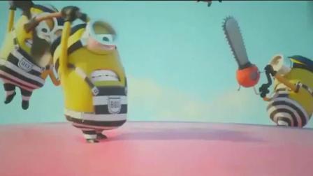 《神偷奶爸3》小黄人空降好莱坞大战布莱特