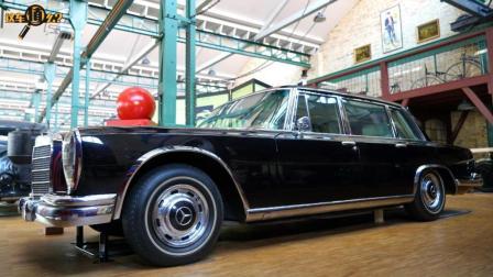 这车值么 独家探访曼海姆奔驰博物馆