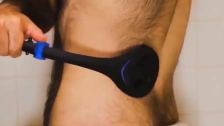 2018最新科技发明, 男式剃毛机居然也问世了