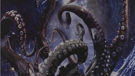 俗哥说电影, 美国科幻片《大战章鱼怪》