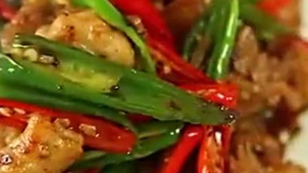 家常菜小炒肉的做法, 简单易学