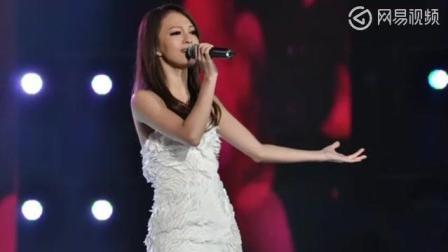 张韶涵在韩国现场霸气飙高音, 堪比录音棚满满的都是回忆!