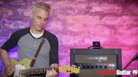 Review Demo - Todd Sharp Amps JOAT 20 Combo