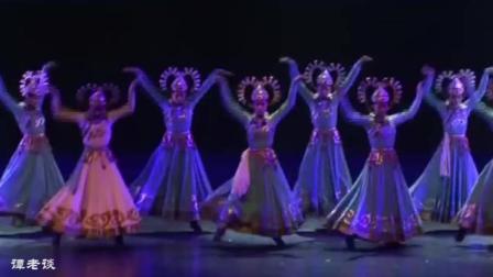 中央民族大学舞蹈学院的蒙古族舞蹈