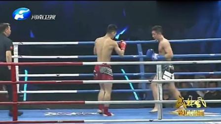 无败绩日本拳手来华一脸欠揍的表情上场就被暴打KO昏死在擂台上