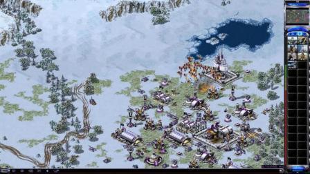 红色警戒2之共和国之辉31 美国VS法国 马里布悬崖
