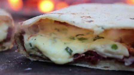 【塞尔维亚风味】顶级石板烘焙的披萨角