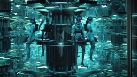 吸血鬼圈养人类喝人血, 人类只剩下不到5%, 速看科幻恐怖片《嗜血破晓》