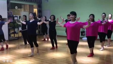 学员演示古典舞《风筝误》, 零基础也能跳出来, 舞蹈跳的就是心态