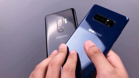 同是7000块的三星S9+对比三星Note8, 真没料到最大的差距在这里!