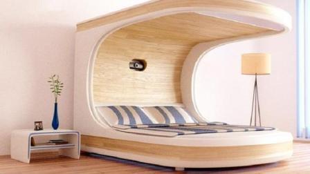 号称全世界最舒服的床, 自带专属影院, 这要躺上都舍不得下床了