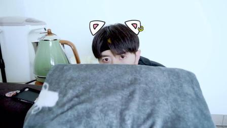 一觉醒来, 发现自己养的小黑喵变成了一个男人!
