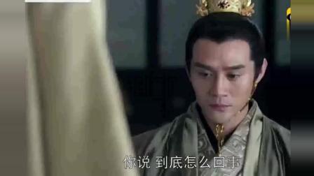 《琅琊榜》静妃在这一瞬间, 真是太美了, 难怪靖王王凯可以这么帅