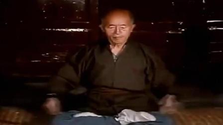 """少林寺公认的功夫高僧! 80岁海灯法师表演""""易筋经""""绝技, 比电影梦幻"""