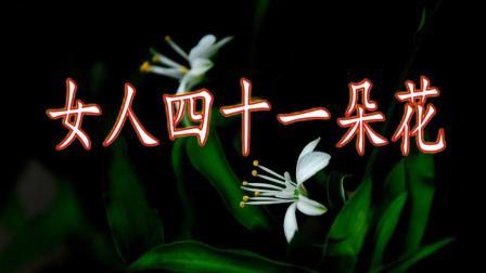 一曲《女人四十一朵花》成熟的女人, 最绝代芳华!