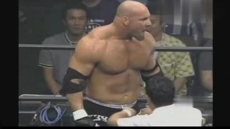 战神高柏在日本比赛, 暴揍日本选手!