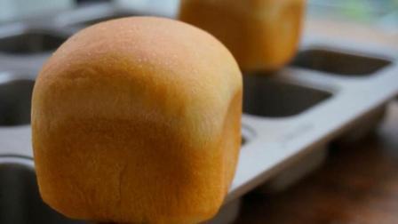 新手也可以做的很好吃的小面包(红豆沙小餐包)早餐用微波炉叮10秒, 香香甜甜的 好美味!