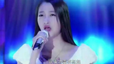 关晓彤现场演唱《搭错车》, 现场观众沸腾了, 我听了不下五遍!