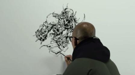 暴雪与神仙漫画家合作完成的《魔兽世界: 争霸艾泽拉斯》艺术作品