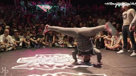 红牛街舞大赛 Breaking团队赛4v4_Finals Radikal Forze Jam 2018RPProds