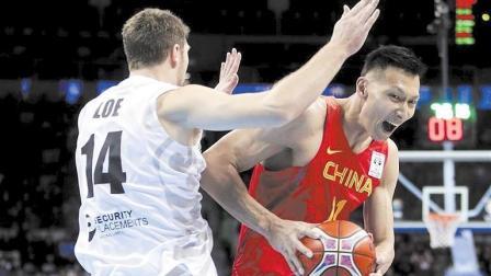 中国男篮第二人, 易建联国家队生涯十佳扣篮, 个个劲爆