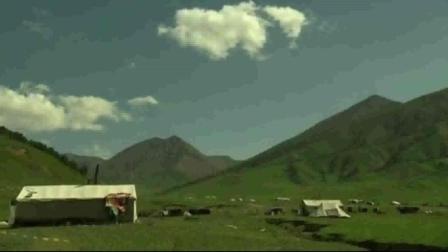 大美青海都兰省有一座千年古墓, 人民称它为九层妖楼!