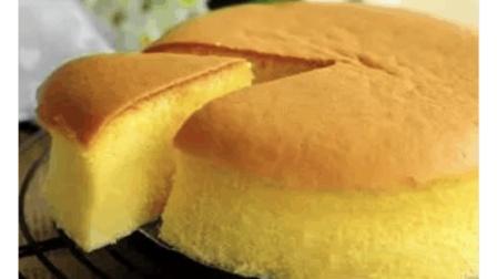 不需要烤箱, 2分钟教会您在家制作蛋糕, 松软香甜, 特别好吃