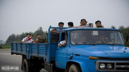 朝鲜街头一个鲜活的汽车博物馆, 跑的几乎是中国十几年前的车型!