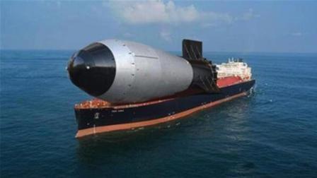 """中国海上巨无霸 , 抱着""""核弹""""航行, 美国航母都得绕路走"""