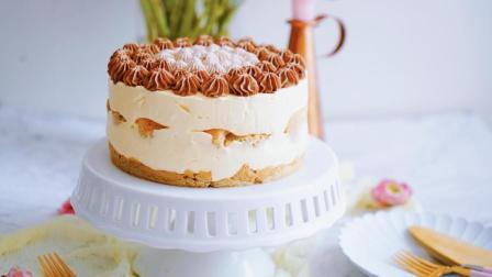 我的日常料理 第一季 超详细步骤教你制作完美的意大利知名点心 提拉米苏蛋糕