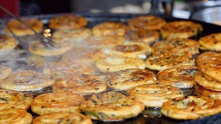 吃货快点看过来, 正宗上海葱油饼的做法!