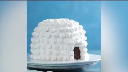 牛人做蛋糕你见过吗? 这个蛋糕造型包你满意