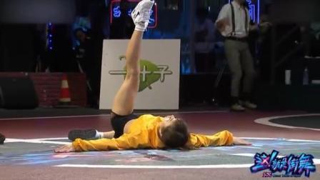 这!就是街舞:菊麟妖娆舞姿 嗨爆全场,台下尖叫不断!
