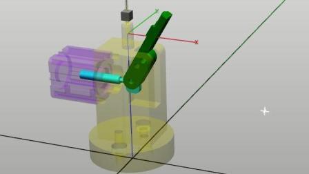 07_ABB工业机器人运动仿真—复杂夹具