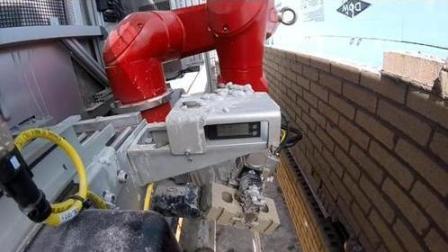砌墙机器人发布, 两天盖完一栋楼, 难道许多人要失业了?