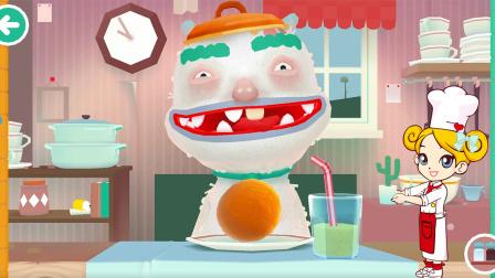 【大橙子】托卡厨房-这位少年,要跟我橙妹学做菜吗?