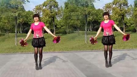 欢快好看的手球舞简单好学广场舞《春暖花开》