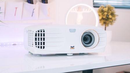 目前最便宜的真4K投影仪 优派PX727-4K 评测