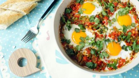 鲜鲜嫩嫩的北非蛋, 这或许是你见过颜值最高的鸡蛋!